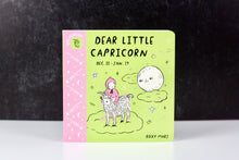 Load image into Gallery viewer, Baby Astrology: Dear Little Capricorn