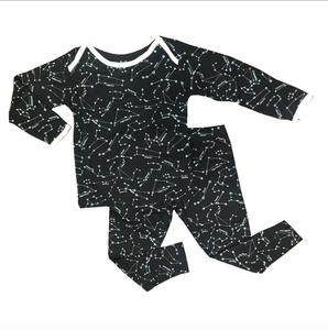 Constellations 2 Piece Bamboo PJ Set