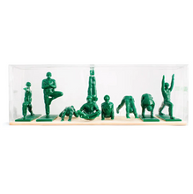 Load image into Gallery viewer, Yoga Posing (G.I.) Joes