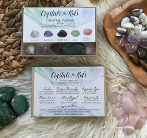 Crystals For Kids Box Set