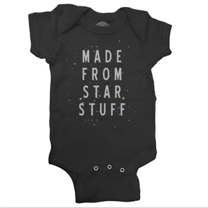 Made From Star Stuff Onesie