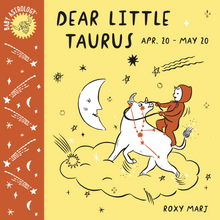 Load image into Gallery viewer, Baby Astrology: Dear Little Taurus