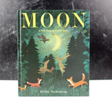 Load image into Gallery viewer, Moon: A Peek-Through Picture Book