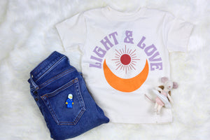 Light & Love Kids Tee