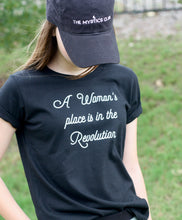 Load image into Gallery viewer, A Woman's Place is in the Revolution Kids Tee