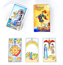 Load image into Gallery viewer, Radiant Rider-Waite Tarot Deck