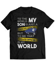 Love My Police Officer Son