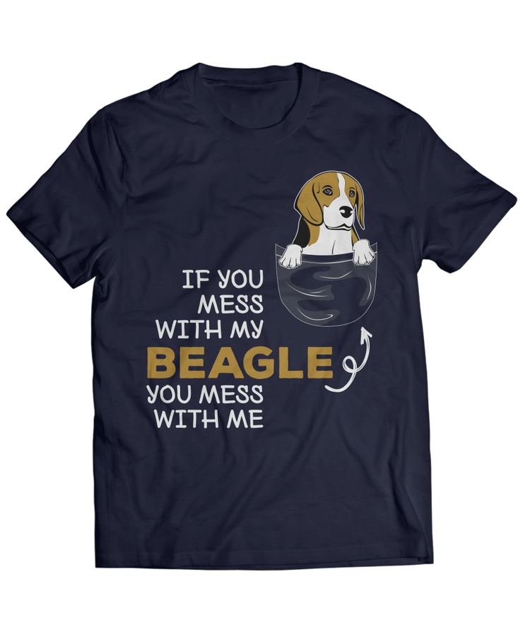 Pocket Of Beagle
