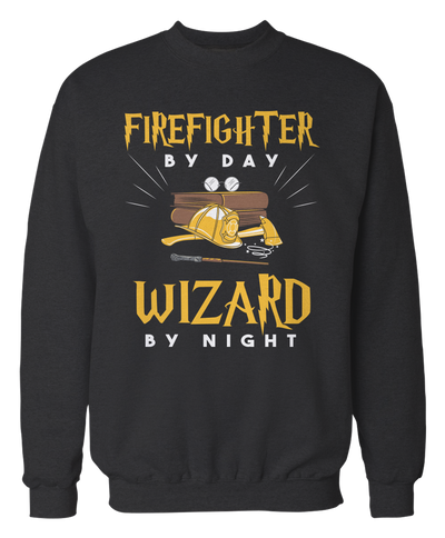Firefighter by Day, Wizard by Night