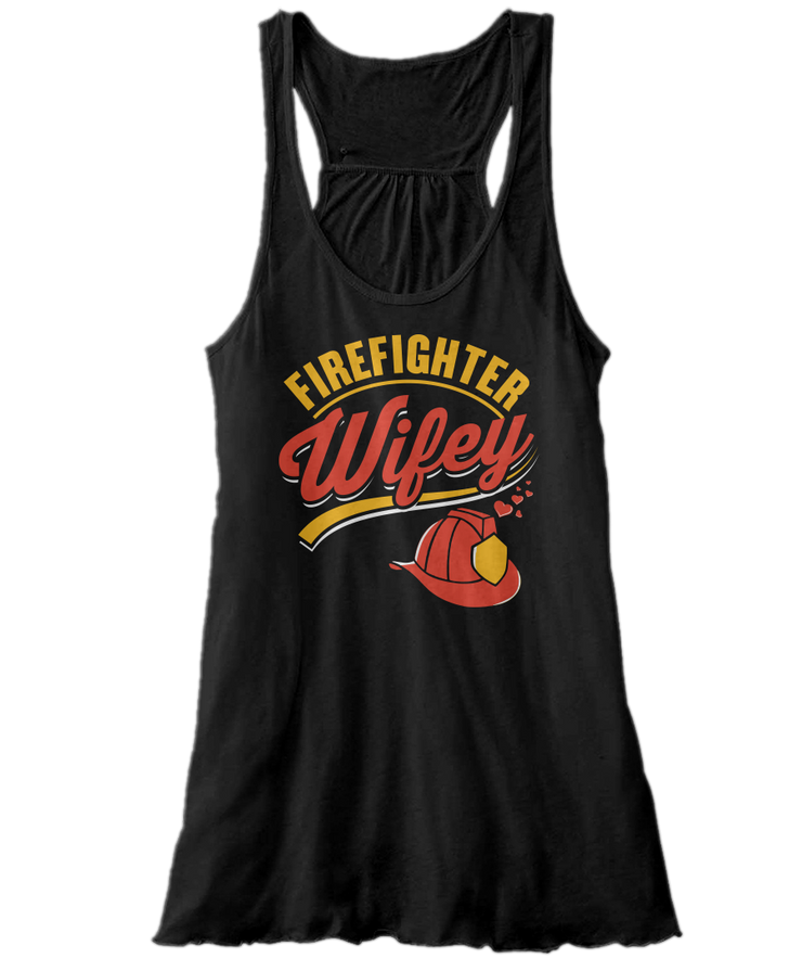 Firefighter Wifey