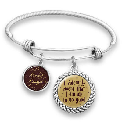 Up To No Good Magical Charm Bracelet