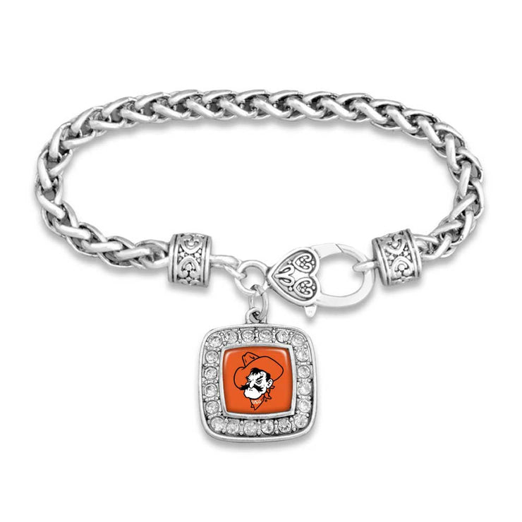 Oklahoma State Cowboys Official Clasp Bracelet