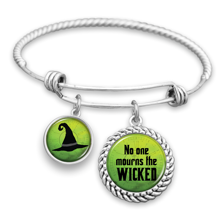 No One Mourns The Wicked Charm Bracelet
