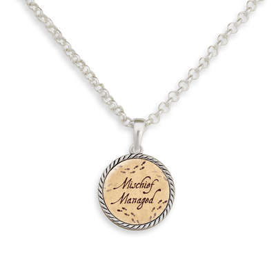 Mischief Managed Necklace