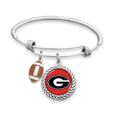 Georgia Bulldogs Official Bracelet