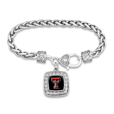 Texas Tech Red Raiders Official Clasp Bracelet