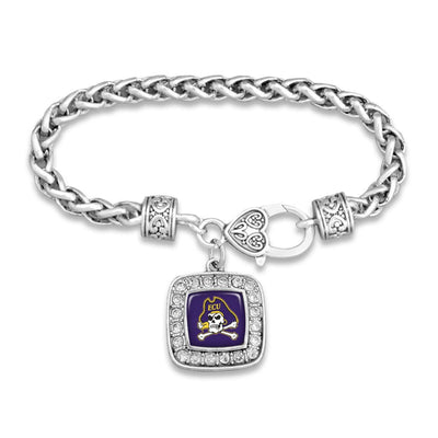 ECU Pirates Official Clasp Bracelet