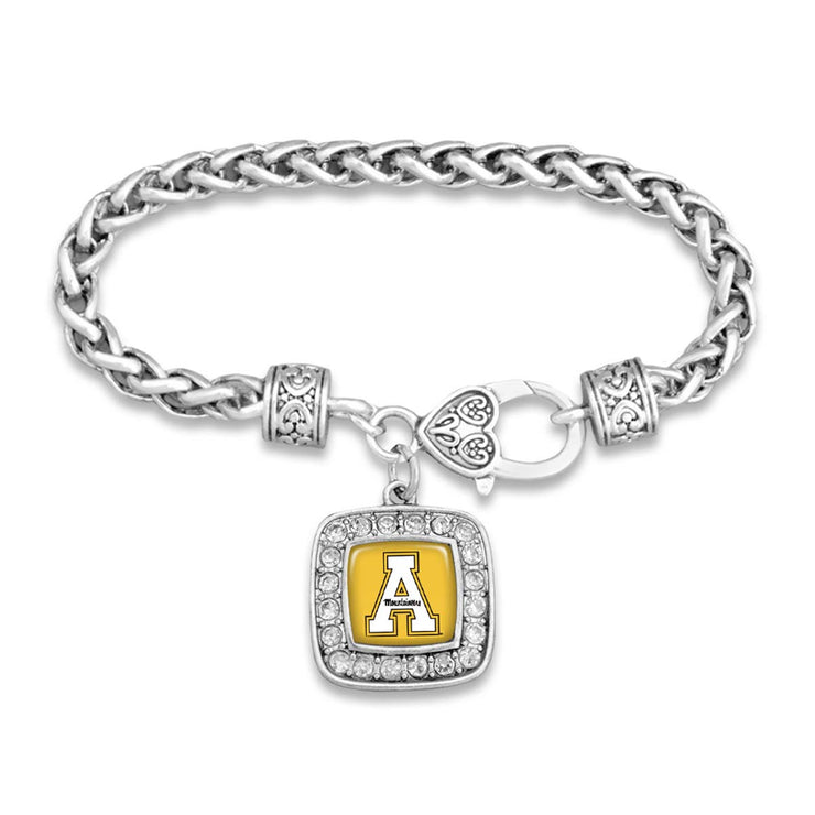 Appalachian State Official Clasp Bracelet
