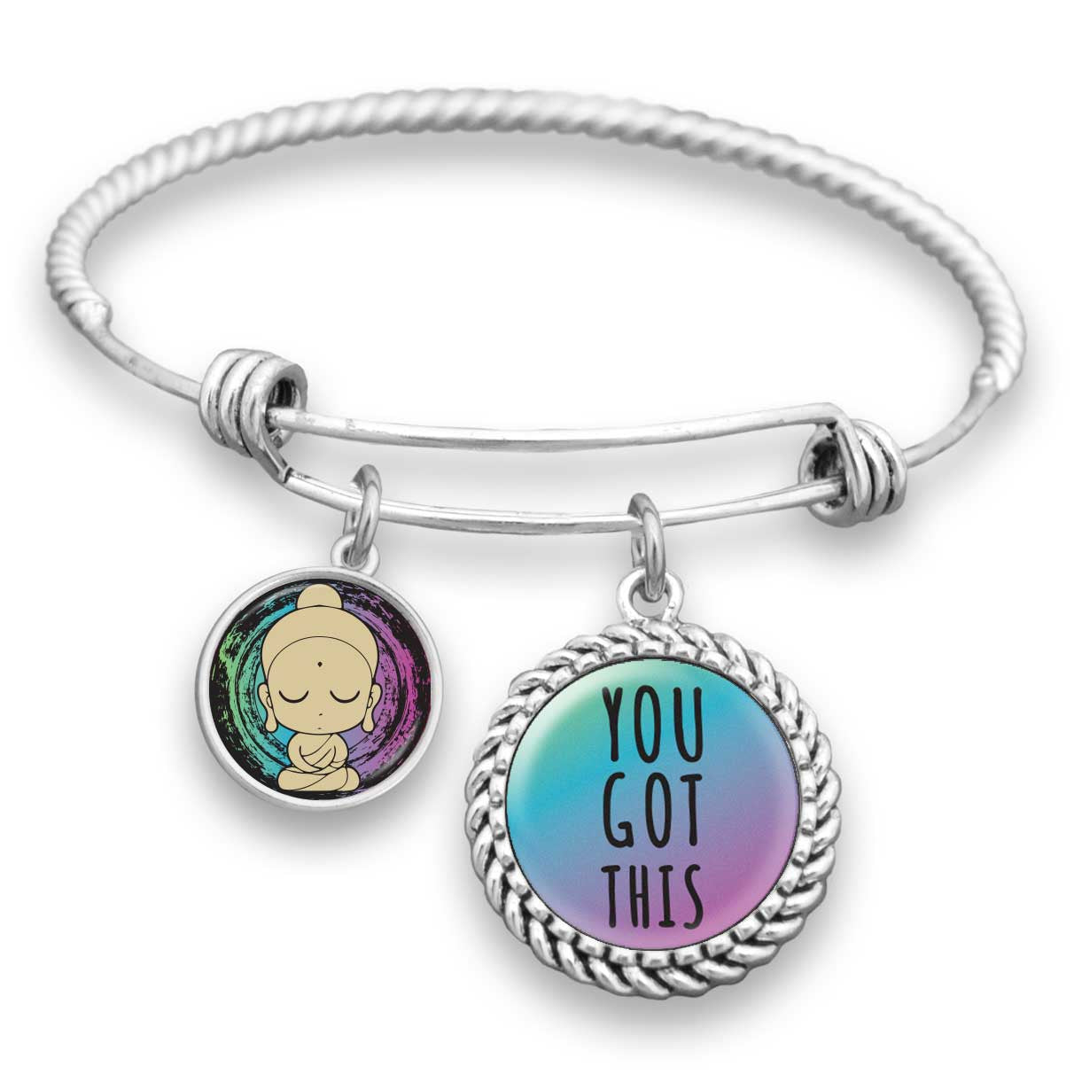 You Got This Charm Bracelet