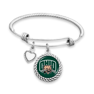 Ohio Bobcats Official Bracelet