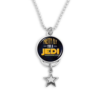 Pretty Fly For A Jedi Rearview Mirror Charm