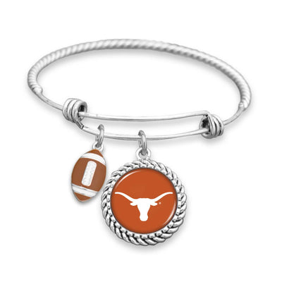 Texas Longhorns Official Bracelet