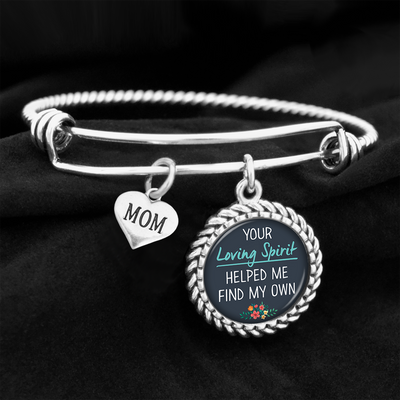 Your Loving Spirit Helped Me Find My Own Family Charm Bracelet