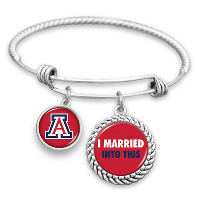Arizona Wildcats Married Into This Charm Bracelet