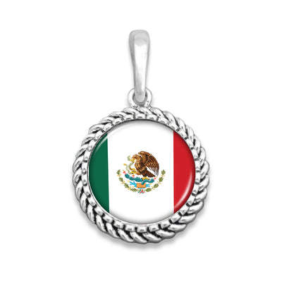Mexican Easy-O Zipper Pull Charm