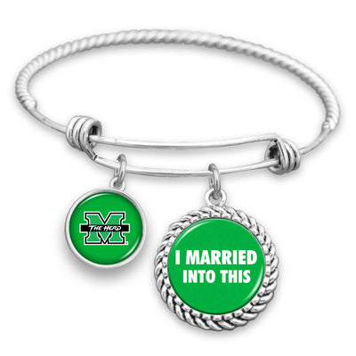 Marshall University Married Into This Charm Bracelet