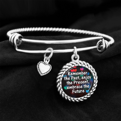 Embrace The Future Charm Bracelet