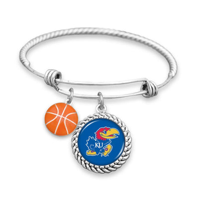 Kansas Jayhawks Official Bracelet