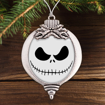 Pumpkin King Bulb Ornament