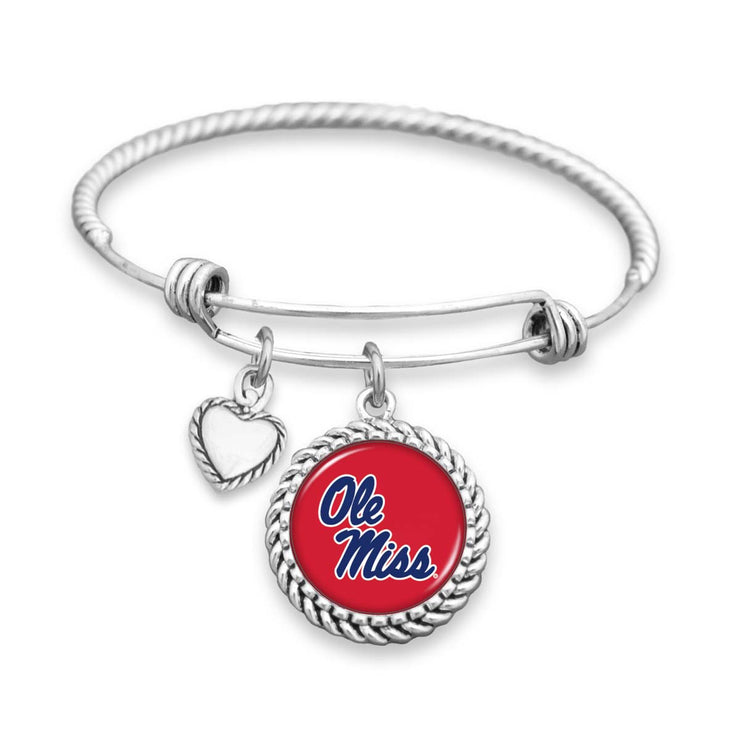 Ole Miss Rebels Official Bracelet