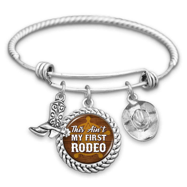 This Ain't My First Rodeo Charm Bracelet