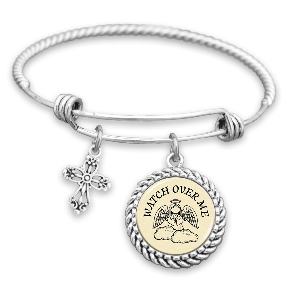 Watch Over Me Charm Bracelet