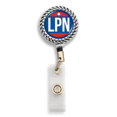 LPN Badge Reel