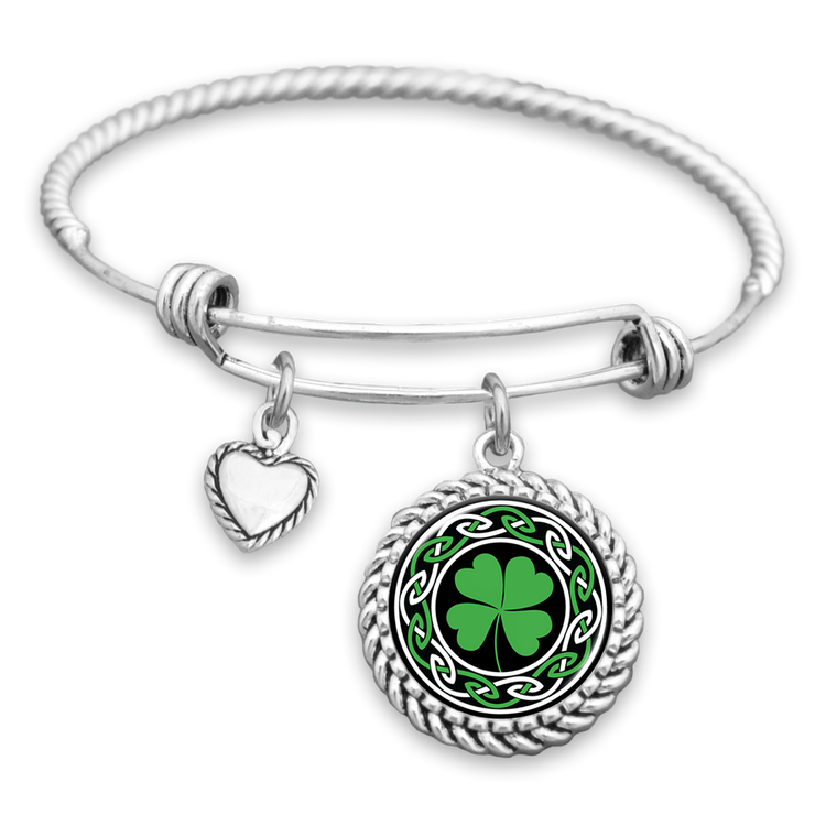 Lucky Irish Charm Bracelet