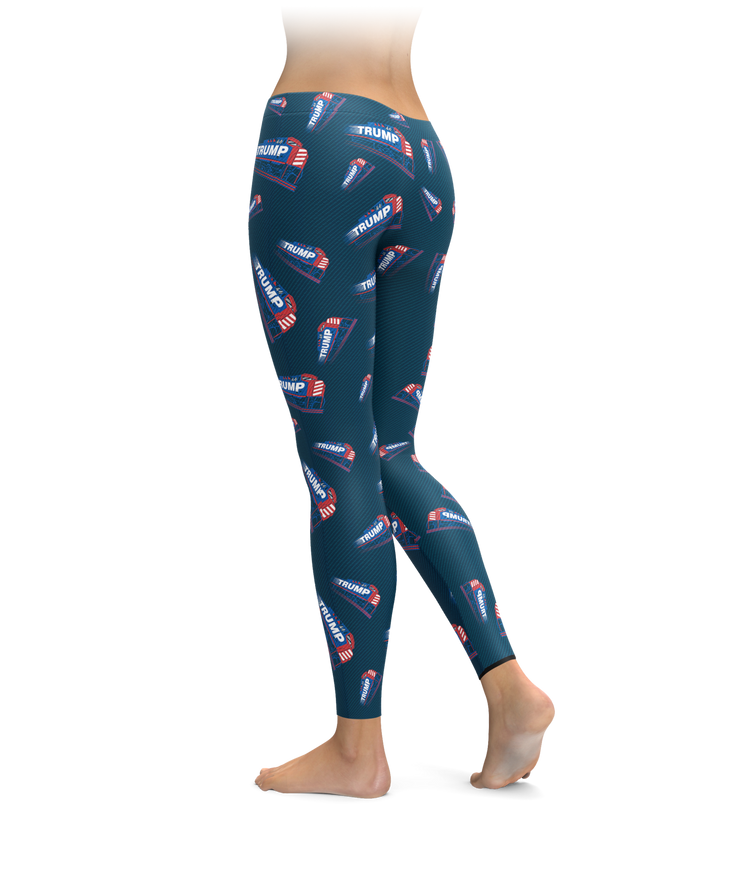 Trump Train Leggings