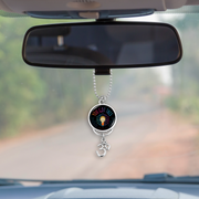 You Got This Rearview Mirror Charm