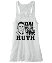 Can You Handle the Ruth?