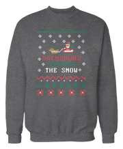 Dachshund Through The Snow - Christmas Sweater
