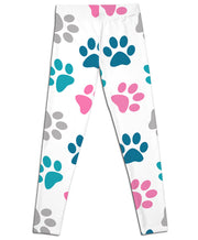 White Paws-ome Youth Leggings