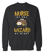 Nurse by Day, Wizard by Night