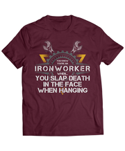 Slap Death In The Face When Hanging