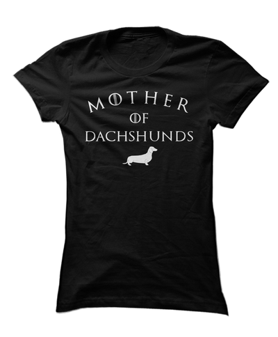 Mother Of Dachshunds