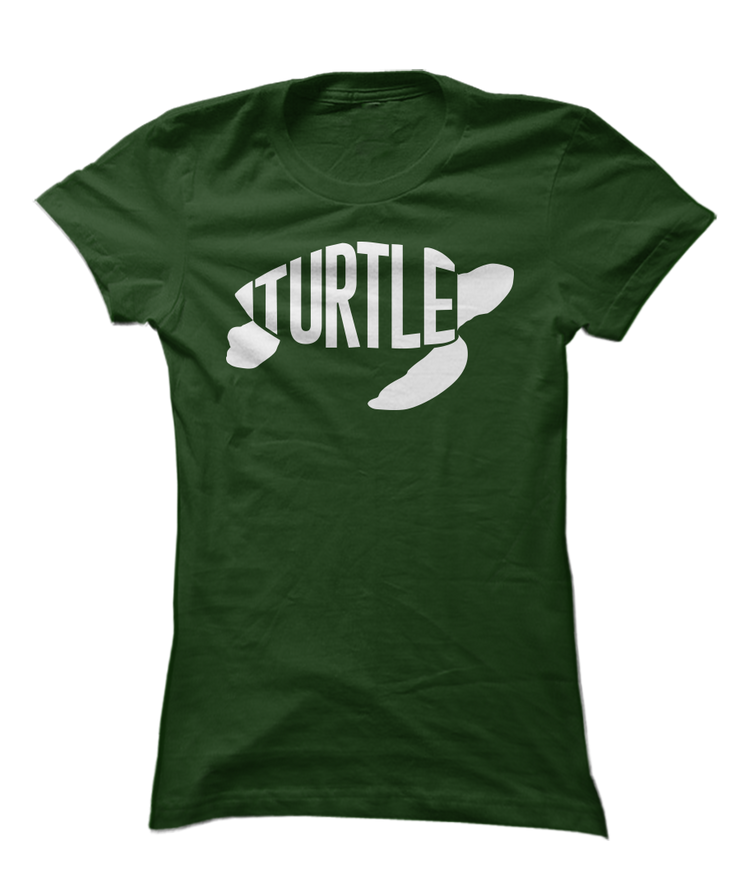 Turtles Spell Love