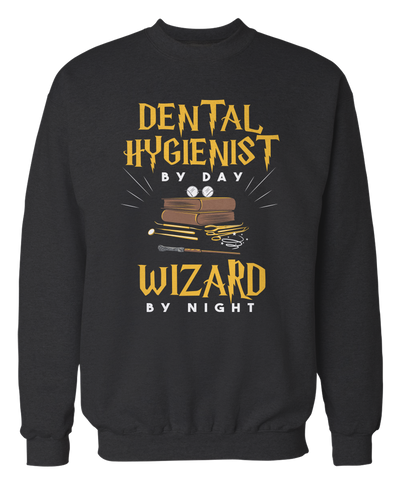 Dental Hygienist by Day, Wizard by Night