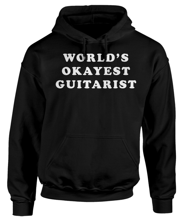 World's Okayest Guitarist - Funny Musician