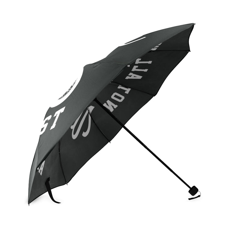 Not All Who Wander Are Lost Foldable Umbrella